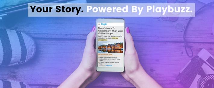 Израильский стартап Playbuzz привлекает $35 млн