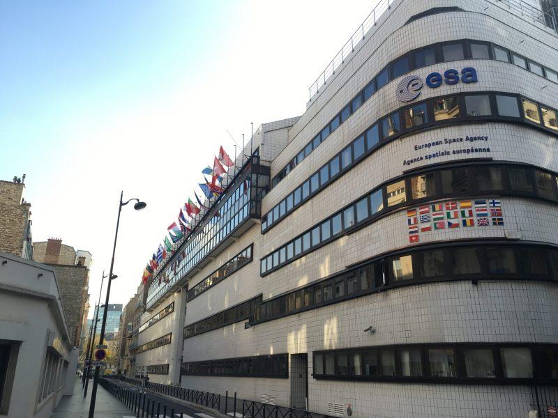 Израиль ведет переговоры о присоединении к Европейскому космическому агентству