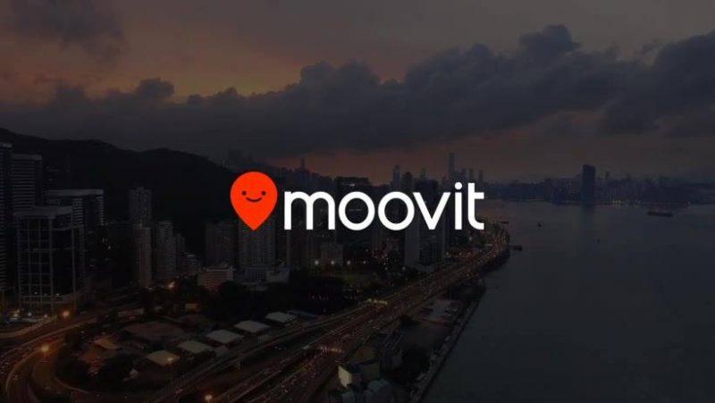 Израильский стартап Moovit привлекает $50 млн