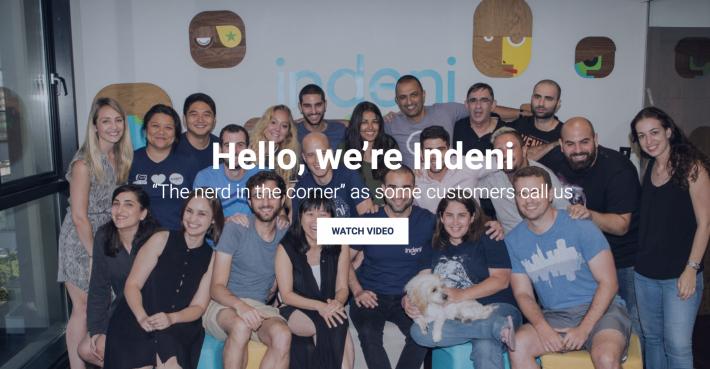 Израильский стартап indeni привлекает $14 млн