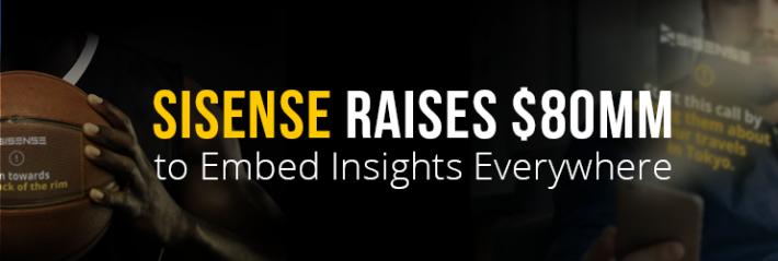 Израильский стартап Sisense привлекает $80 млн
