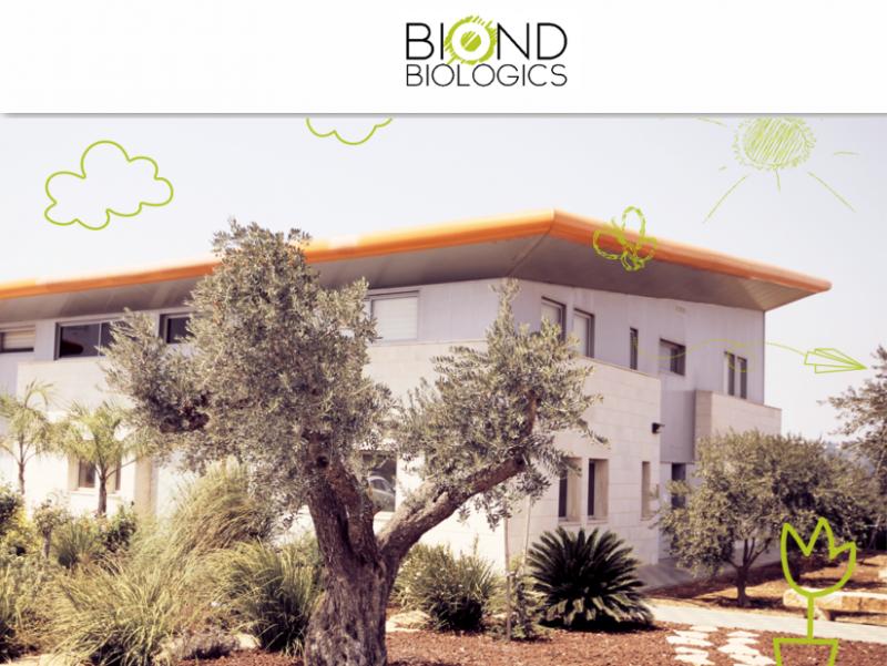 Израильский стартап Biond Biologics привлекает $17 млн