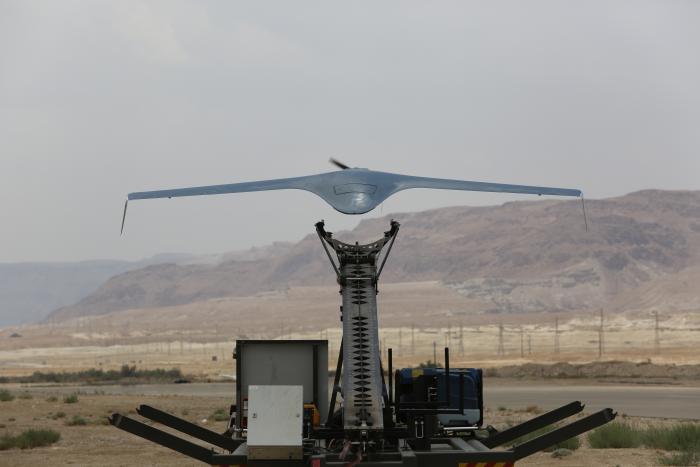 Израиль поставит Бразилии БПЛА для мониторинга плантаций сои и сахарного тростника