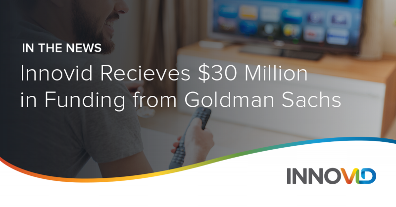 Израильский стартап Innovid привлекает $30 млн от Goldman Sachs