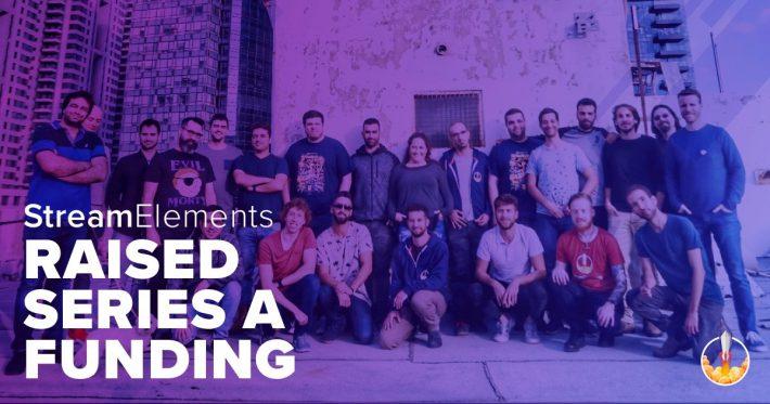 Израильский стартап StreamElements привлекает $11,3 млн