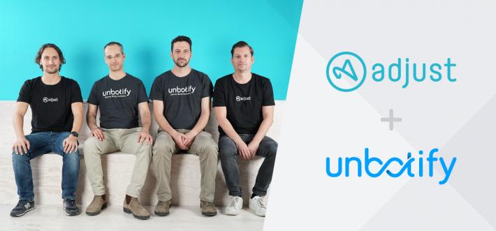 Adjust поглощает израильский стартап Unbotify