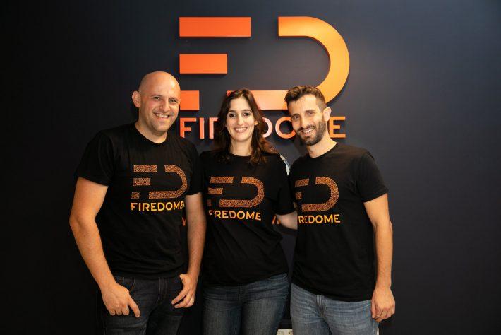 Израильский стартап Firedome привлекает $10 млн
