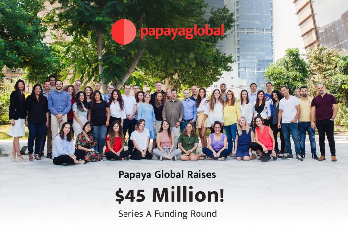Израильский стартап Papaya Global привлекает $45 млн