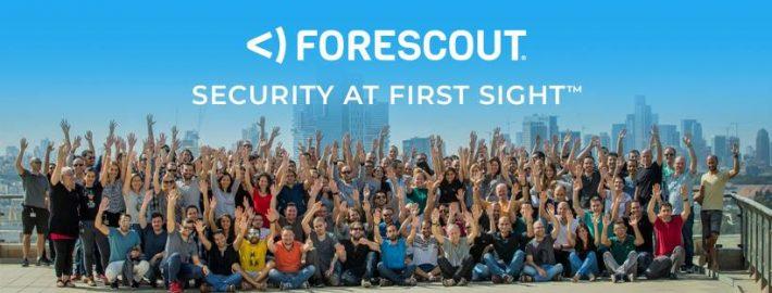 Израильский стартап ForeScout поглощен за $1,9 млрд