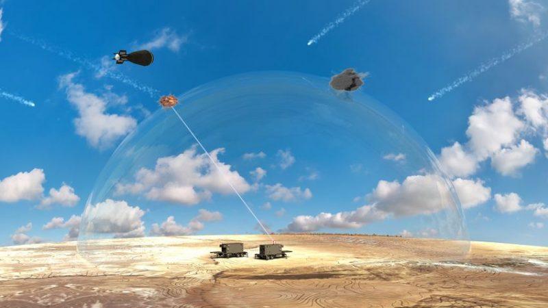Минобороны Израиля представило новые лазерные системы ПРО