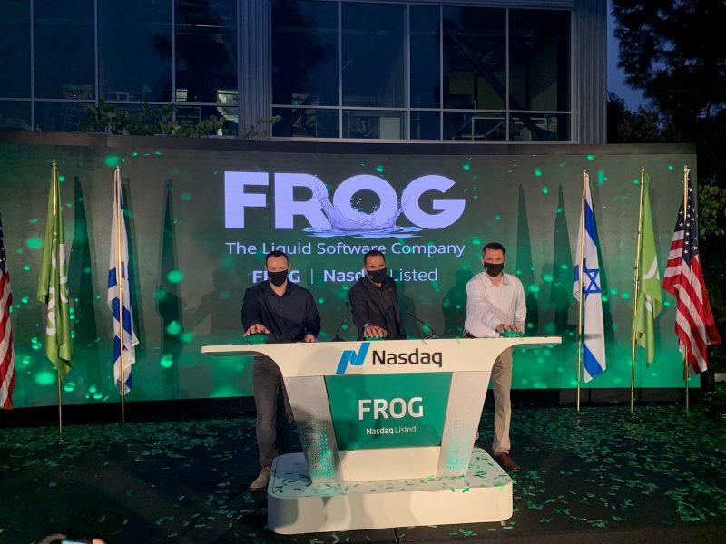 Израильский стартап JFrog вышел на IPO по оценке $4 млрд