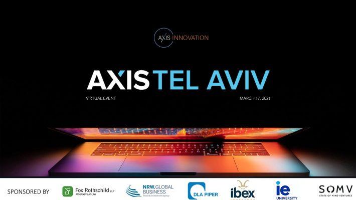 17 марта состоится Axis Tel Aviv 2021